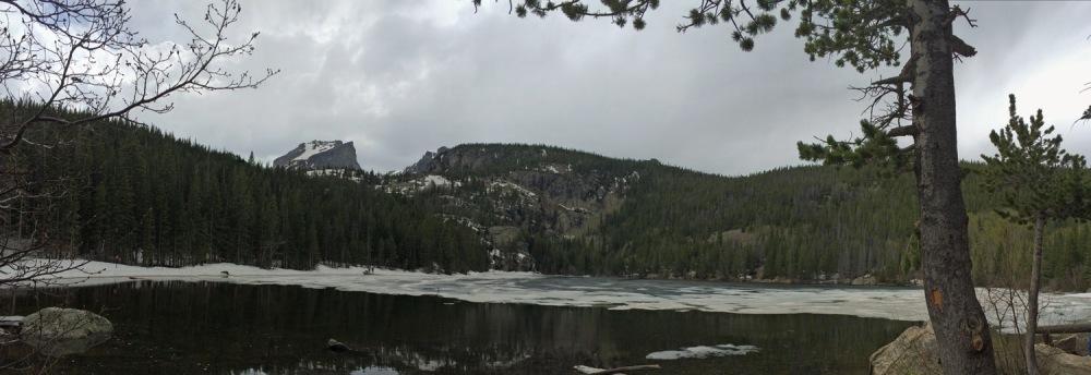 bear lake pano