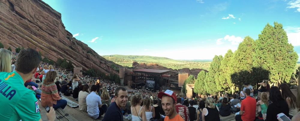 pano red rocks